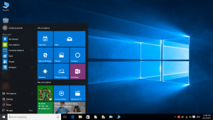 windows 10 desktop