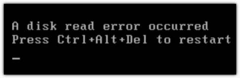 a-disk-read-error-occurred